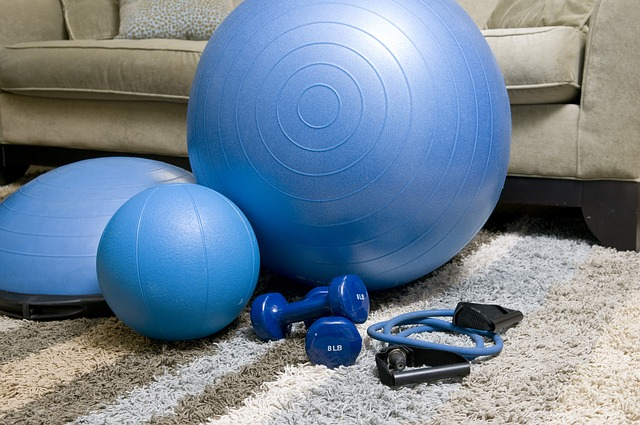 Comment gonfler un ballon fitness ?