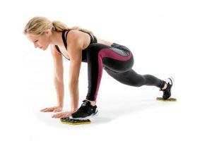 Fitness : Position du lézard