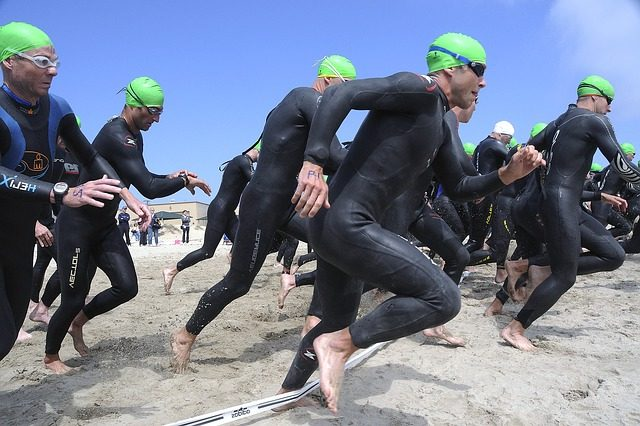 comment débuter le Triathlon