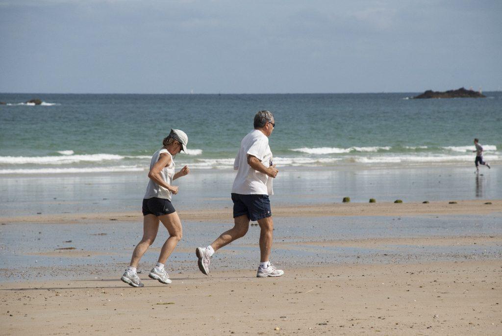 Courir sur la plage : nos 6 conseils !