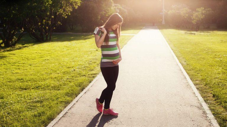 footing et grossesse