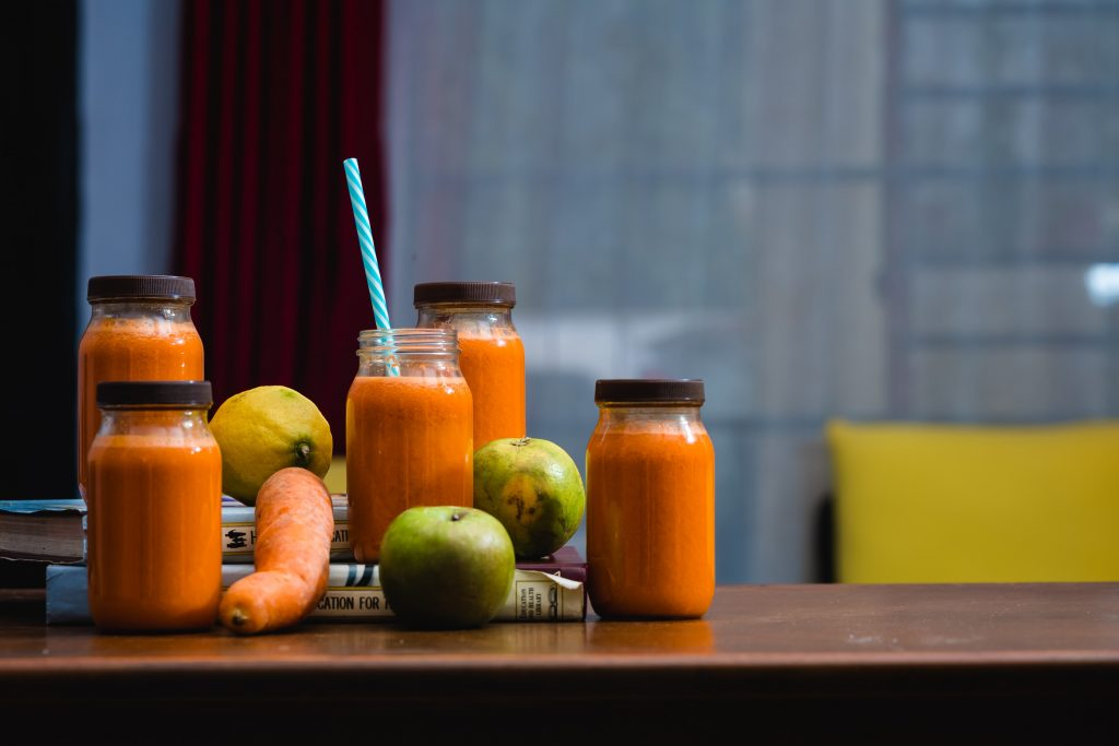 Les meilleurs extracteurs de jus pour vos recettes détox