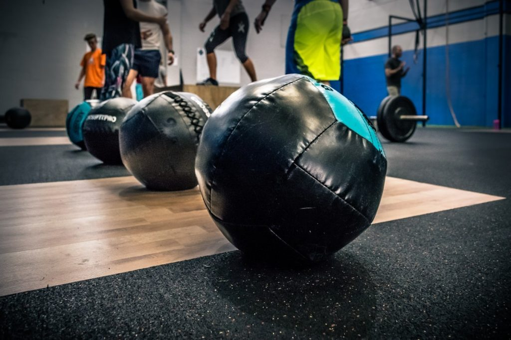 Medecine Ball : fitness