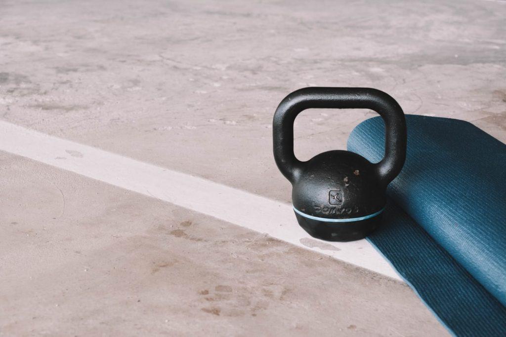 kettlebell : taille choisir