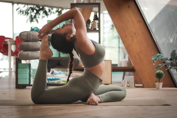 Yoga perte de poids